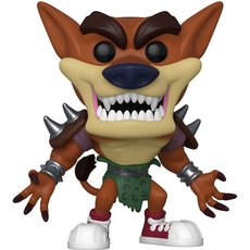 tiny tiger / crash bandicoot / figurine funko pop