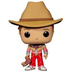 marty mcfly cowboy / retour vers le futur / figurine funko pop / exclusive special edition