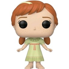 young anna / la reine des neiges 2 / figurine funko pop