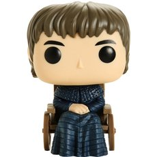 king bran the broken / game of thrones / figurine funko pop
