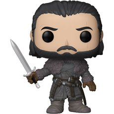 jon snow avec epee / game of thrones / figurine funko pop
