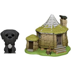 hagrid hut with fang / harry potter / figurine funko pop