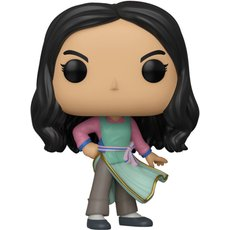 mulan villager / mulan / figurine funko pop
