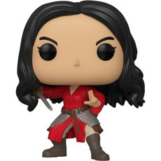 mulan warrior / mulan / figurine funko pop