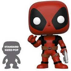 deadpool super oversized thumb up / deadpool / figurine funko pop / exclusive special edition
