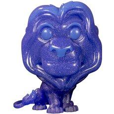 mufasa bleu / le roi lion / figurine funko pop / exclusive special edition
