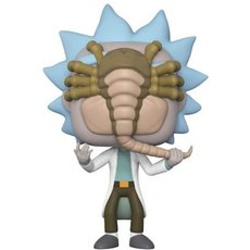 rick facehugger / rick et morty / figurine funko pop