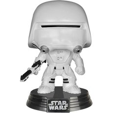 first order snowtrooper / star wars / figurine funko pop