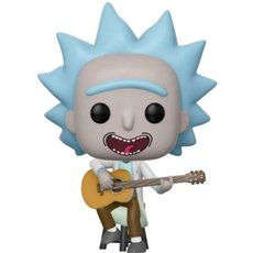 tiny rick / rick et morty / figurine funko pop