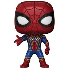 iron spider / avengers infinity war / figurine funko pop