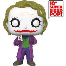 the joker super oversized / batman arkham asylum / figurine funko pop
