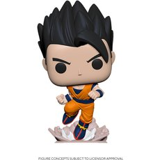 gohan / dragon ball super / figurine funko pop