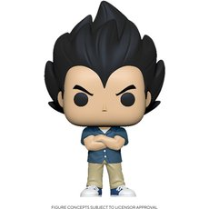 vegeta / dragon ball super / figurine funko pop