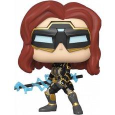 black widow stark tech suit / marvel avengers / figurine funko pop