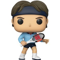 roger federer / tennis legends / figurine funko pop
