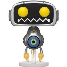 h.e.r.b.i.e / les 4 fantastiques / figurine funko pop