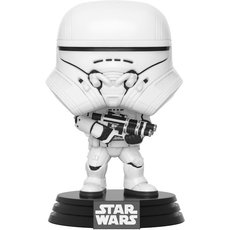 first order jet trooper / star wars / figurine funko pop