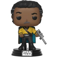 lando calrissian episode 9 / star wars / figurine funko pop
