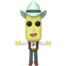 mr poopy butthole auctioneer / rick et morty / figurine funko pop
