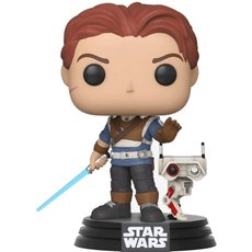 cal kestis et bd-1 / star wars / figurine funko pop