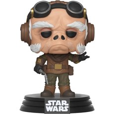 kuiil / star wars the mandalorian / figurine funko pop