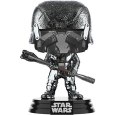 knight of ren war club chrome / star wars / figurine funko pop