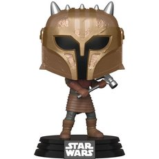 the armorer / star wars the mandalorian / figurine funko pop