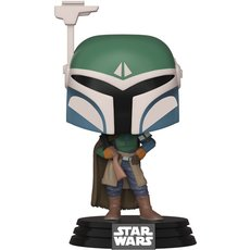 covert mandalorian / star wars the mandalorian / figurine funko pop