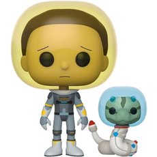space suit morty / rick et morty / figurine funko pop