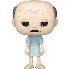 hospice morty / rick et morty / figurine funko pop