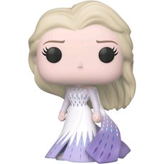 elsa epilogue / la reine des neiges 2 / figurine funko pop