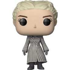 daenerys manteau blanc / game of thrones / figurine funko pop