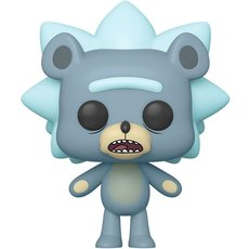 teddy rick / rick et morty / figurine funko pop