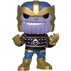 thanos holiday / marvel / figurine funko pop