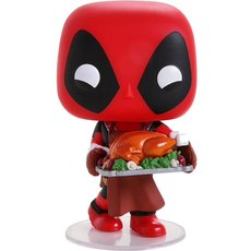 deadpool supper hero / marvel / figurine funko pop