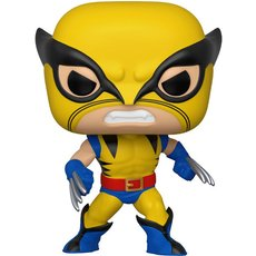 wolverine first appearance / marvel 80 years / figurine funko pop