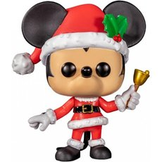 holiday mickey mouse / mickey mouse / figurine funko pop