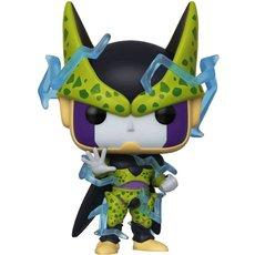 perfect cell gitd / dragon ball z / figurine funko pop / exclusive eccc 2020