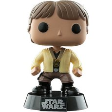 luke skywalker ceremony / star wars / figurine funko pop