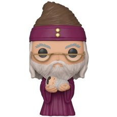 dumbledore with baby harry / harry potter / figurine funko pop