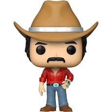 bo bandit darville / cours apres moi sherif / figurine funko pop