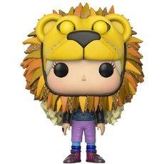 luna lovegood tete de lion / harry potter / figurine funko pop