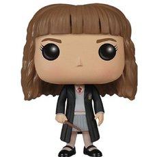 hermione granger avec baguette / harry potter / figurine funko pop