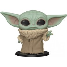 bÉbÉ yoda (the child) super oversized / star wars the mandalorian / figurine funko pop