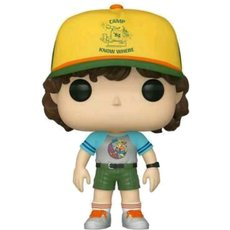 dustin arcade / stranger things / figurine funko pop / exclusive mcm london 2019