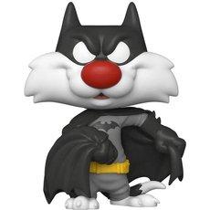 sylvester as batman / looney tunes / figurine funko pop / exclusive special edition