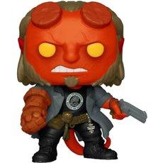 hellboy with bprd / hellboy / figurine funko pop