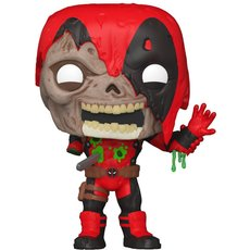 zombie deadpool / marvel zombies / figurine funko pop