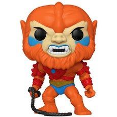 beast man super oversized / les maitres de l'univers / figurine funko pop / exclusive nycc 2020