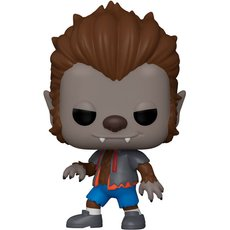 werewolf bart / les simpsons treehouse of horror / figurine funko pop / exclusive nycc 2020